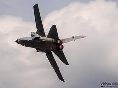 Italy Air Force --- Panavia Tornado IDS --- MM7029 (Drinu C) Tags: plane aircraft military sony tornado dsc ffd fairford ids riat panavia italianairforce theroyalinternationalairtattoo italyairforce egva hx100v mm7029 adrianciliaphotography