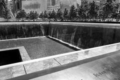9/11 Memorial Pools (SugarHillsPhoto) Tags: nyc manhattan wtc 911memorial 911museum