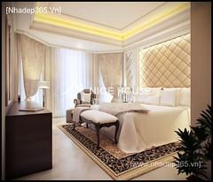Thiết kế nội thất phòng ngủ tân cổ điển_26