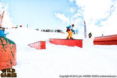 WILD GAMES 2014 by Burton (O_@NdRw$z) Tags: snow sport children landscapes jump contest math trick oakley burton snowpark campofelice snowborder mathacademy scuoladisnowboard