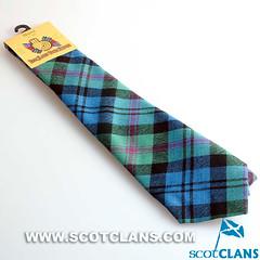 Clan Baird Ancient Tartan Tie