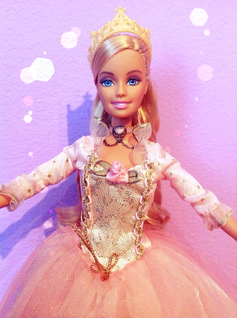 The world 39 s newest photos of pauper and princess flickr - Barbi princesse ...
