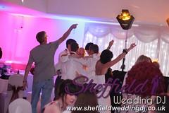 Andrew & Lauren McCambridge - Hellaby Hall -  Wedding Photos by Sheffield Wedding DJ 095