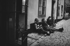 People of Stockholm (frank.rooke) Tags: street people europe sweden stockholm streetphotography