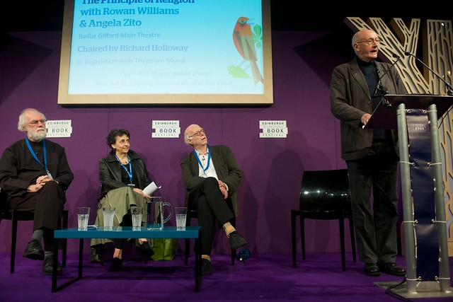 The Principle of Religion featuring Rowan Williams, Richard Sennett and Angela Zito