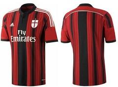 Baju Baru AC Milan