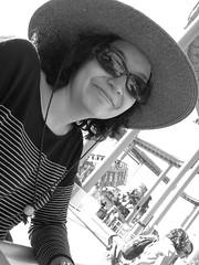 (rlnv) Tags: california blackandwhite santacruz bayarea centralcoast rosina santacruzbeachboardwalk iphone5