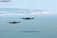 The Lancasters (Nigel Blake, 17 MILLION views! Many thanks!) Tags: aviation lancaster warbirds avro bbmf cwhm nigelblake nigelblakephotography