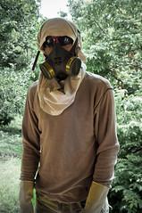 one last cook (karen lee hall) Tags: portrait costarica mask harry bodylanguage fumigation guanacaste endlessbugs