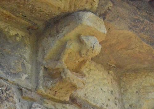 Piasca (Cantabrie) - sculpture romane - 58