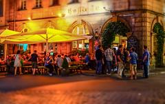 nightlife (mripp) Tags: city urban heritage night germany bayern deutschland bavaria evening abend nacht kultur culture bamberg stadt nightlife nachtleben kulturerbe lovelycity
