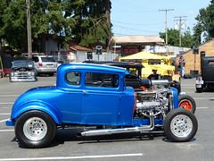 1931 Ford (bballchico) Tags: 1931 ford coupe 5window hotrod bobmacconnell ratbastardscarshow ratbastardsinfestationcarshow 2014 206 washingtonstate