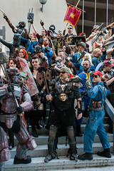 Fallout Photo Shoot (sciencensorcery) Tags: cosplay dragoncon fallout dragoncon2014