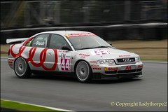 Oulton Park - Cheshire (ladythorpe2) Tags: park uk cars cup race paul gold cheshire 14 7 august smith racing historic 2nd chester 25 british a4 audi touring classified motorsport oa clasic 2014 oulton supertouring caterhamsevenlotusaustin ladythorpe2