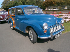 Morris Minor traveller (stevieboy2343) Tags: auto classic car woody retro traveller motor morris minor moggy carporn