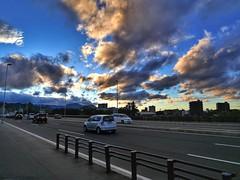 南19条、環状通り、札幌市豊平区 Sapporo, Hokkaido 2014/8/24 (Saboriman) Tags: japan sapporo hokkaido panasonic gm1
