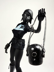 Peppermint Soy (Patman1313) Tags: actionfigure 3a 16 ashleywood sixthscale 6thscale tomorrowqueen adventurekartel peppermintsoy