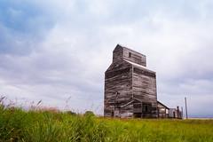 abandoned elevator (raspberrytart) Tags: abandoned nikon elevator northdakota ghosttown thelen d7100 thelan