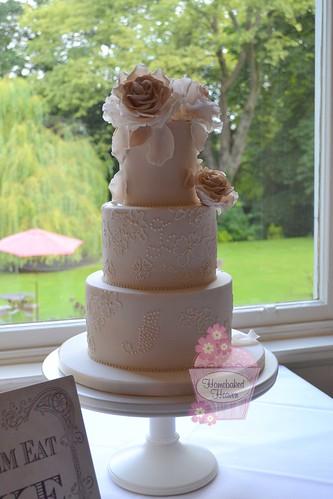 ... Cakes - Homebaked Heaven Wedding Cakes in Harrogate, North Yorkshire