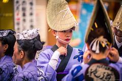 2014_08_30_Mitaka_AwaOdori_5D3_019_HD (Nigal Raymond) Tags: festival japan dance  mitaka matsuri awaodori      fudouren nigalraymond wwwnigalraymondcom 5dmk3 5d3 sakuraren  mitakaren awaodori2014 bikkuriren