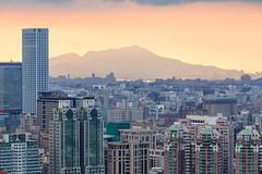 IMG_4620 (JIMI_lin) Tags: sunset 101 taipei 信義區 觀音山 大冒險 虎山峰