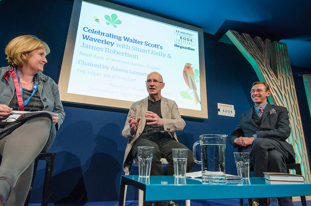 Celebrating Walter Scott with James Robertson and Stuart Kelly