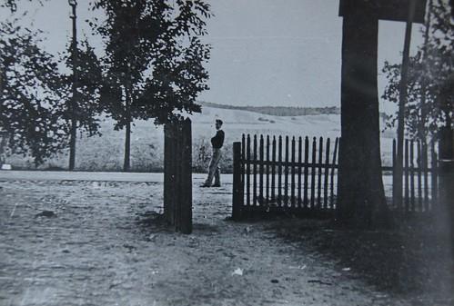 Wjazd do szkoły im. KOP od strony ul. Kościuszki