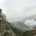 Sassongher descent