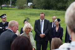 "Stephen Mosley MP joins the crowds welcoming the Earl & Countess of Chester to the city • <a style=""font-size:0.8em;"" href=""http://www.flickr.com/photos/51035458@N07/15216270131/"" target=""_blank"">View on Flickr</a>"