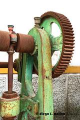Engranaje (moligardf) Tags: maquinaria engranaje