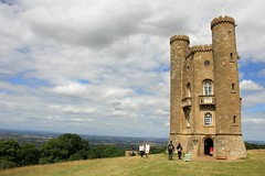 Broadway Tower 10-08-2013 (Karen Roe) Tags: camera uk greatbritain england tower female digital canon photography photo pretty photographer shot image unitedkingdom broadway picture august cotswolds snap photograph gb worcestershire dslr picturesque folly broadwaytower 2013 550d karenroe canoneos550d