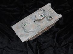 LVT(A)-1 Amphibious Tractor/Tank (Sentinel28a1) Tags: usmc worldwarii amtrac lvt lvt1 amtank lvta1