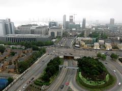 The view from the 24th floor (DaveAFlett) Tags: london poplar highrise brutalism towerblock eastend eastlondon ernogoldfinger balfrontower openhouse2014