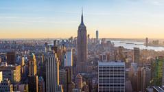 NYC (CraigGoodwin2) Tags: newyork empirestatebuilding nyc freedomtower topoftherock