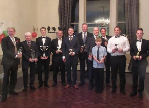 Alfa Romeo Championship 2016 Awards