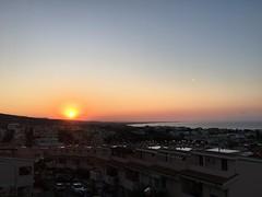 Sunrise today!!!! A nice good morning from Santa Marinella Rome Italy #italy #sunriselovers #nature_lovers #sunrise (manbeachrm) Tags: italy sunriselovers naturelovers sunrise