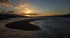 Teign estuary sunset (jonbawden50) Tags: teignmouth shaldon