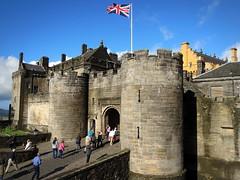 Storming Stirling castle (perseverando) Tags: stirling castle scotland royal stuart maryqueenofscots jamesiv jamesv jamesvi perseverando