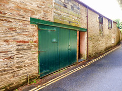 Fentonluna Lane, Padstow, Cornwall (photphobia) Tags: padstow cornwall town uk buildings building buildingsarebeautiful architecture oldtown oldwivestale outdoor outside house houses cottage cottages fentonlunalane