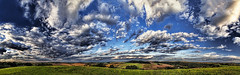 IMG_5064-72Ptzl1scTBb2LGE (ultravivid imaging) Tags: ultravividimaging ultra vivid imaging ultravivid colorful canon canon5dmk2 clouds stormclouds scenic rural fields farm panoramic barn hills
