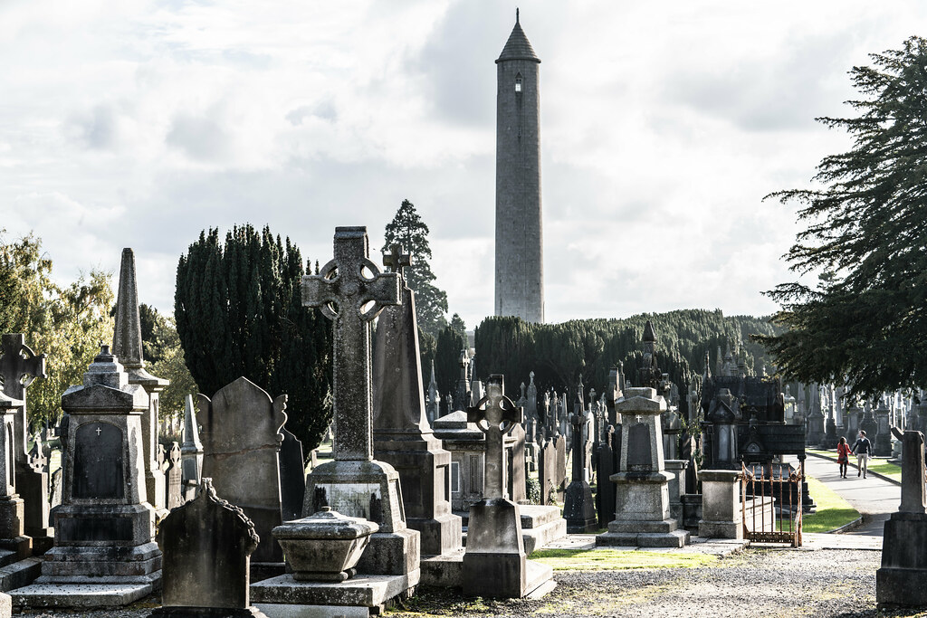 A QUICK VISIT TO GLASNEVIN CEMETERY[SONY F2.8 70-200 GM LENS]-122114