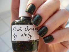 PRETO FOSCO - Risqu * BLACK UNIVERSE - By Nety (ilana_negreiros) Tags: bynety misturinha risqu