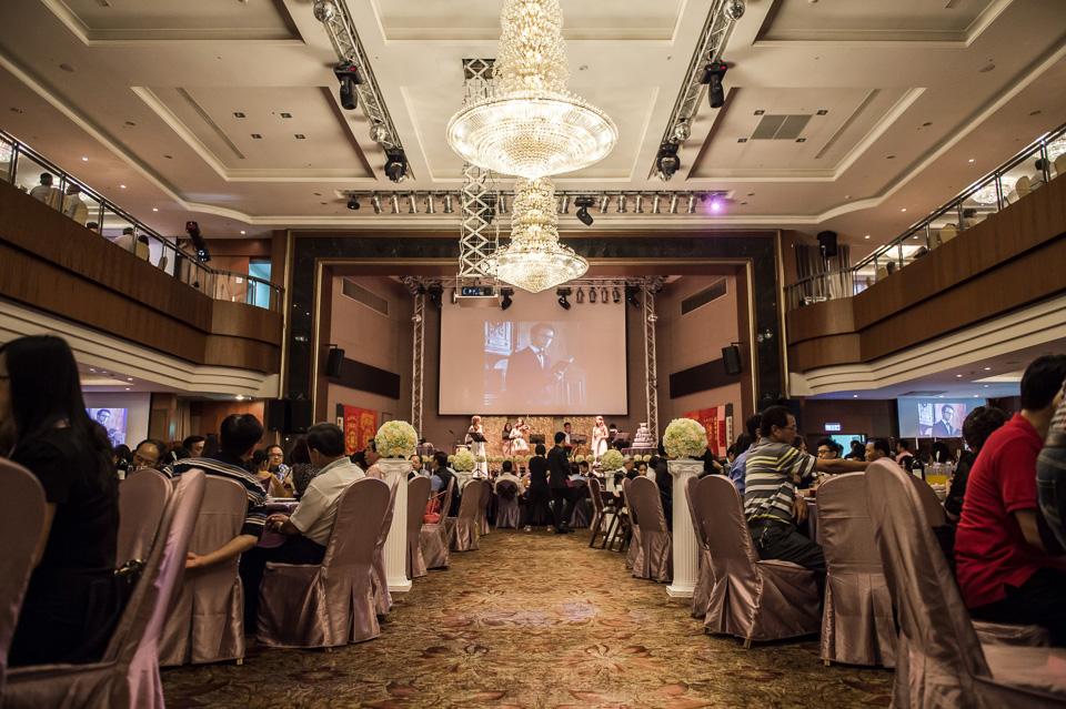 台南婚攝 桂田酒店 婚禮紀錄 G & S 100