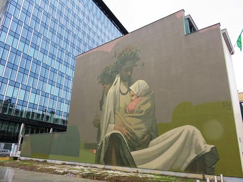 Sainer / Bruxelles - 19 okt 2016