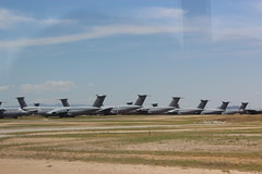 Lockheed C-5 Galaxy (Arthur Chapman) Tags: lockheedc5galaxy c5 galaxy c5galaxy militarytransport amarg aerospacemaintenanceandregenertiongroup tucson arizona usa unitedstatesofamerica boneyard geocode:accuracy=1000meters geocode:method=gps geo:country=unitedstatesofamerica