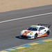 Gulf Racing's Porsche 911 RSR Driven by Mike Wainwright, Adam Carroll and Ben Barker