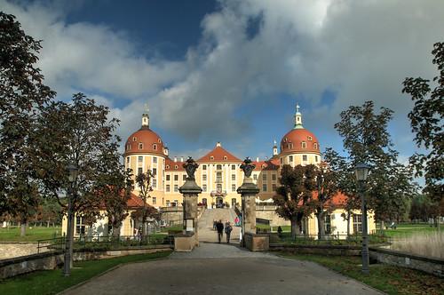 Schloss Moritzburg II