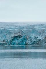 Glacier in Spitsbergen, Svalbard. June 2015 (jordangordon) Tags: arctic arcticocean ashleygordon ashleyjordangordon summer arcticcircle blue byashleyjordangordon calving copyrightashleyjordangordon glacier glaciers ice snow spitsbergen svalbard
