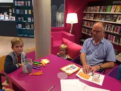 Kinderboekenweek 2016 (Fotosite Bibliotheek Zeeuws-Vlaanderen) Tags: bibliotheek kinderboekenweek terneuzen hulst oostburg breskens sas van gent sluiskil
