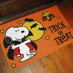 Welcome, trick or treaters! #Snoopy #woodstock #peanuts #halloween #collectpeanuts #snoopygrams #snoopyfan #snoopylove #ilovesnoopy #itsthegreatpumpkincharliebrown (collectpeanuts) Tags: collectpeanuts snoopy peanuts charlie brown